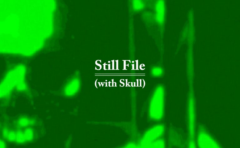 Still file (with skull)